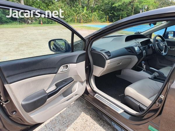 Honda Civic 1,6L 2015-9