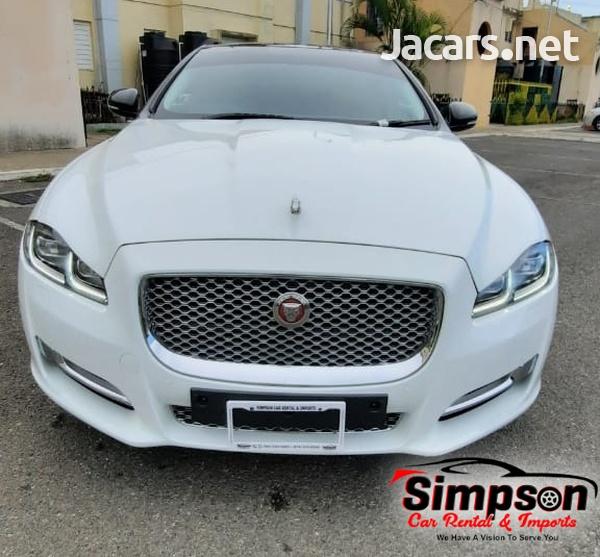 Jaguar Jaguar All Models 3,0L 2016-2