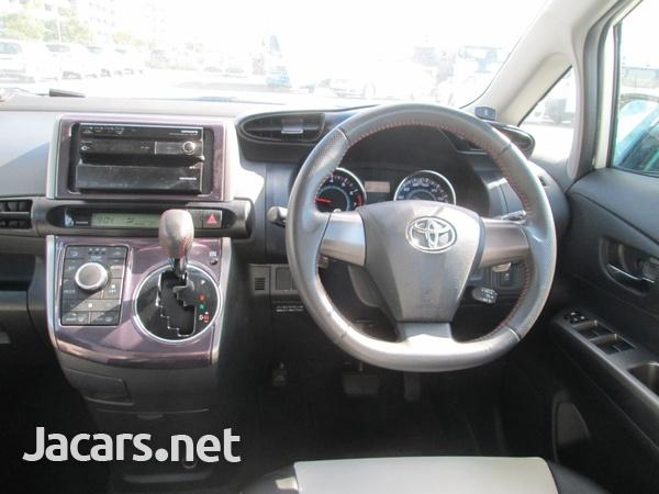 Toyota Wish 1,5L 2010-6