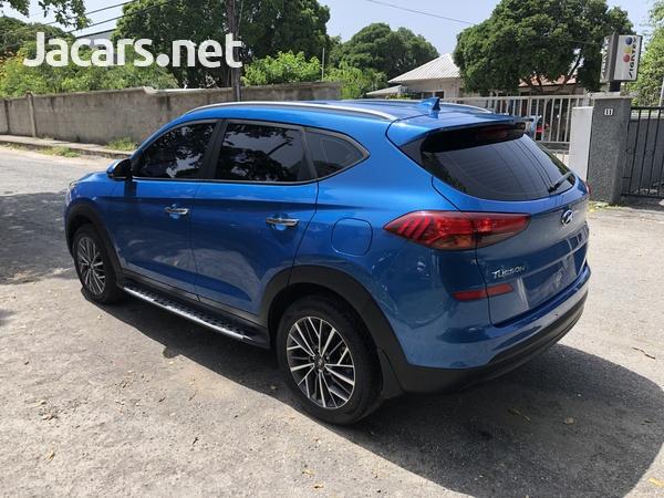 Hyundai Tucson 2,0L 2020-2