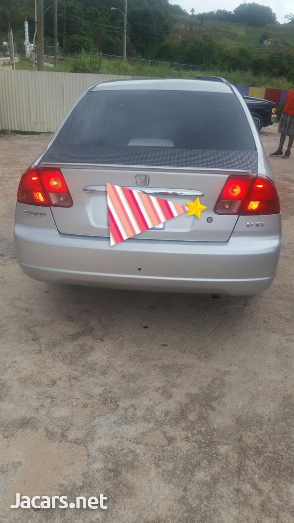 Honda Civic 1,5L 2002-2