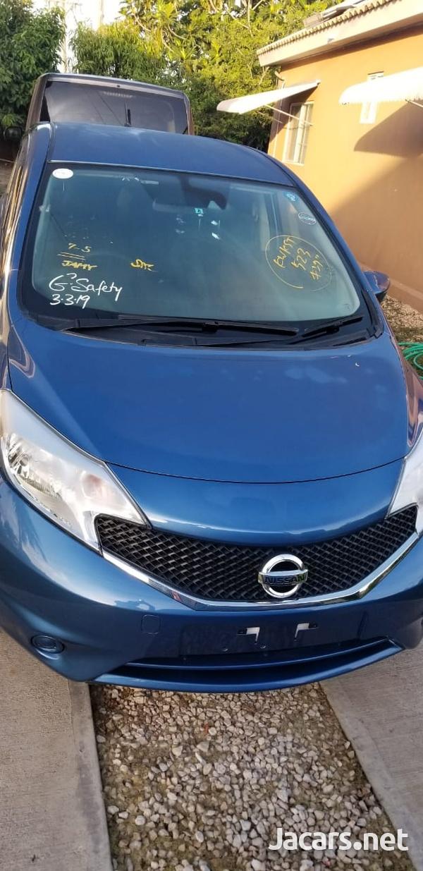 Nissan Note 1,5L 2014-1
