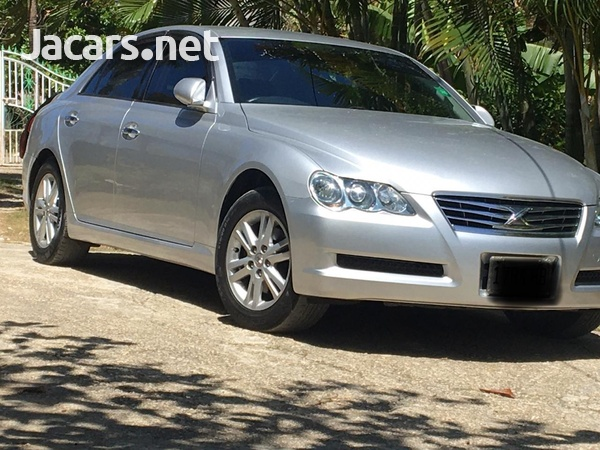 Toyota Mark X 2,5L 2009-6