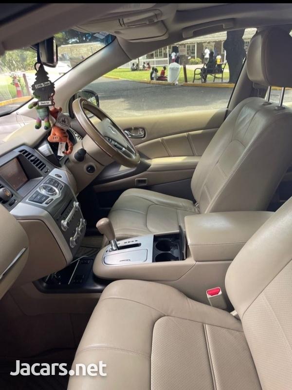 Nissan Murano 2,4L 2013-5