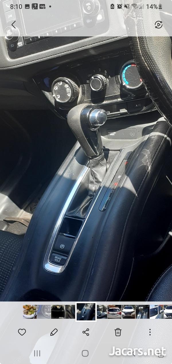 Honda HR-V 1,8L 2016-1