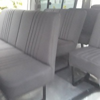 HAVE YOUR BUS FULLY SEATED WITH FOUR ROWS OF SEATS9