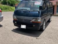 2002 Toyota Hiace Bus