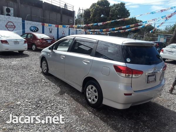 Toyota Wish 1,8L 2011-16