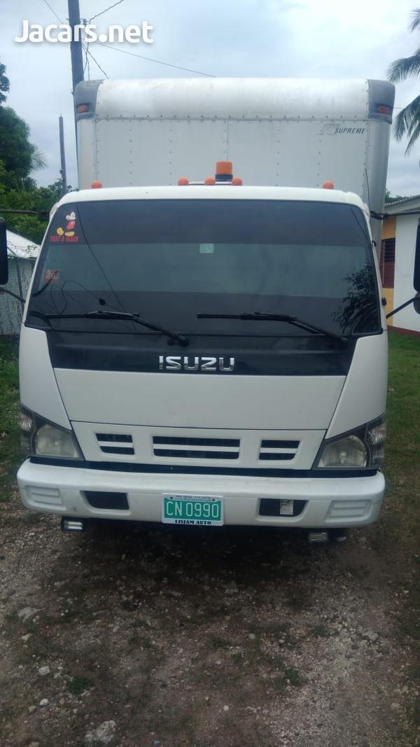 2006 Isuzu NPR Truck-2