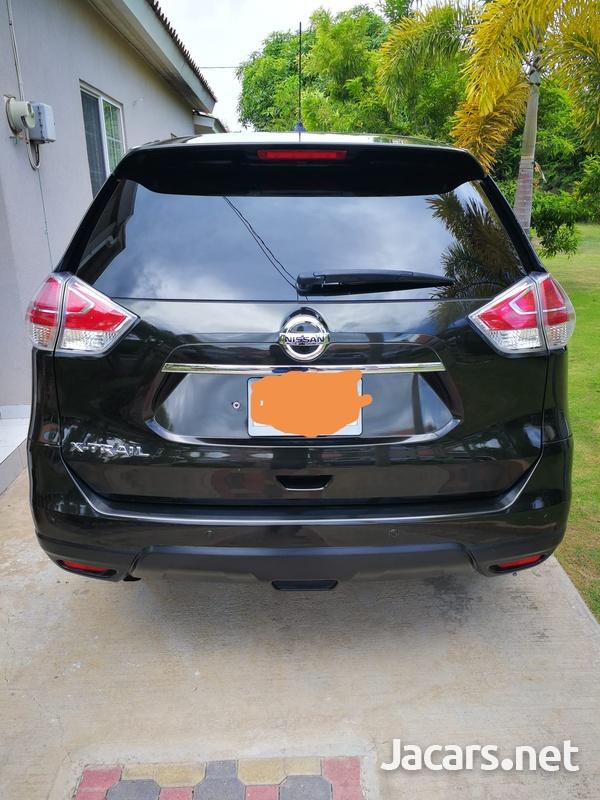 Nissan X-Trail 2,5L 2015-2