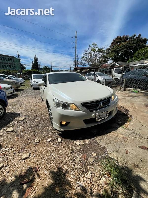 Toyota Mark X 2,5L 2010-1