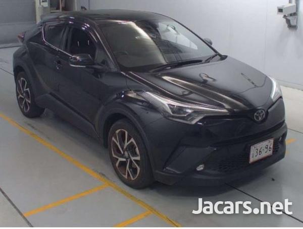 Toyota C-HR 1,9L 2018-1