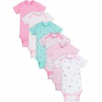 Baby girl 6 pack onesies