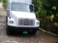2003 Freghtliner fl50v Box Truck