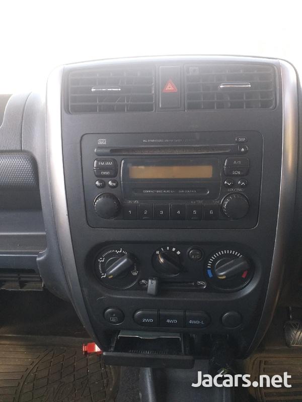 Suzuki Jimny 1,5L 2010-1