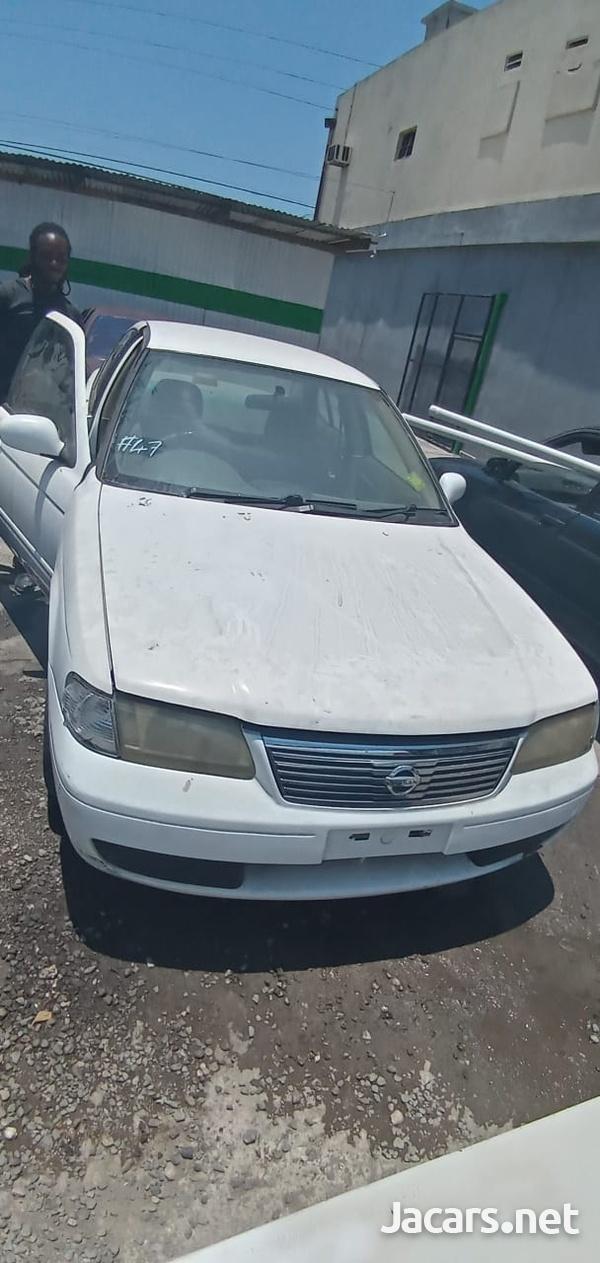 Nissan Sunny 1,5L 2002-2