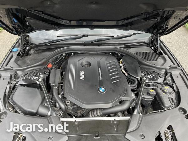 BMW 5-Series 3,0L 2017-10