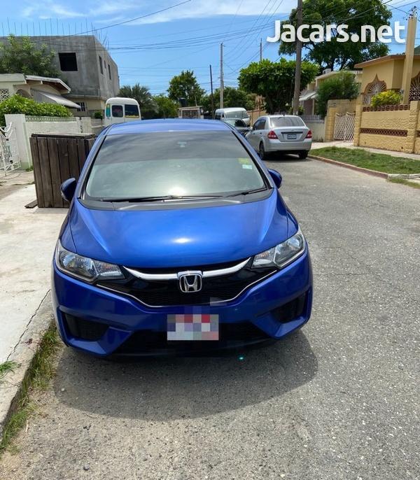 Honda Fit 1,5L 2017-7