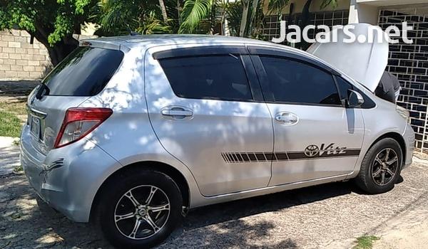 Toyota Vitz 1,2L 2012-2