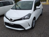 Toyota Vitz 1,3L 2014