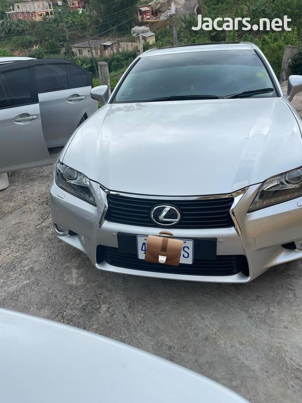 Lexus GS 3,5L 2013-1