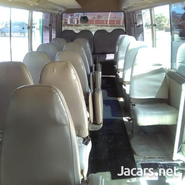 1998 Toyota Coaster Bus-2