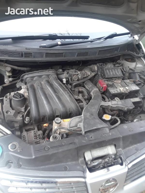 Nissan Tiida 1,6L 2007-8