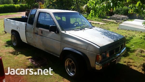 1988 Nissan Cab Plus 2,4L 1988-6