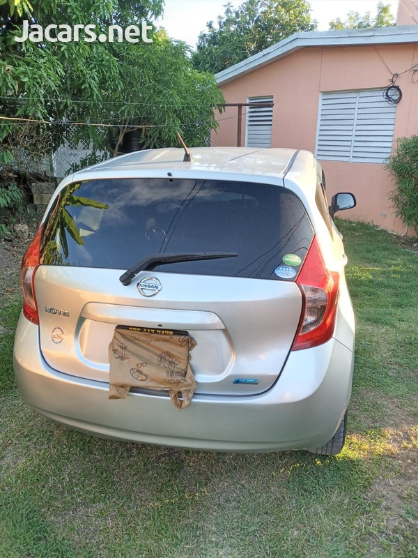 Nissan Note 1,1L 2013-10