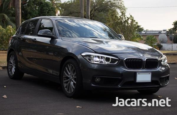 BMW 1-Series 1,6L 2016-3