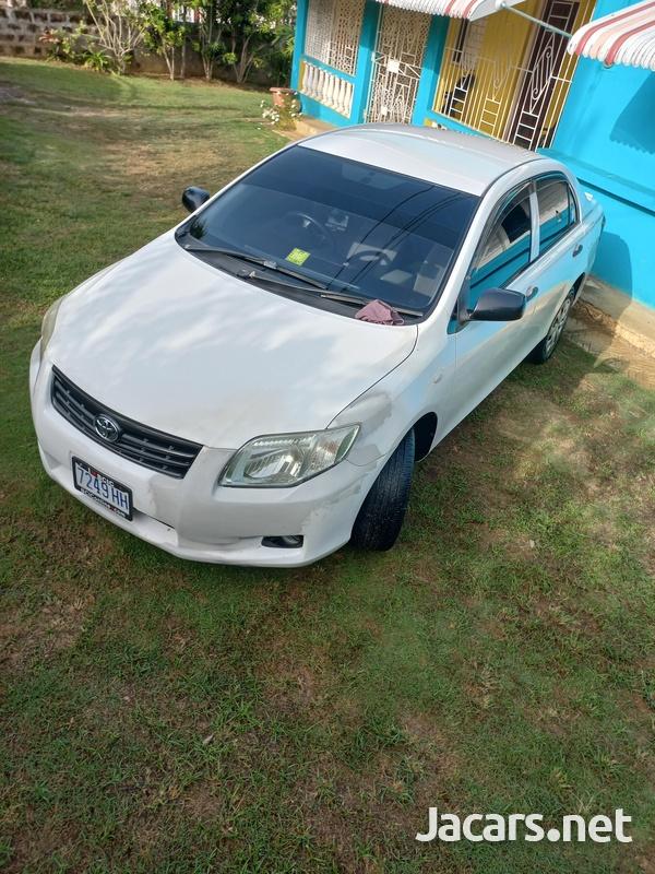 Toyota Axio 1,5L 2011-14