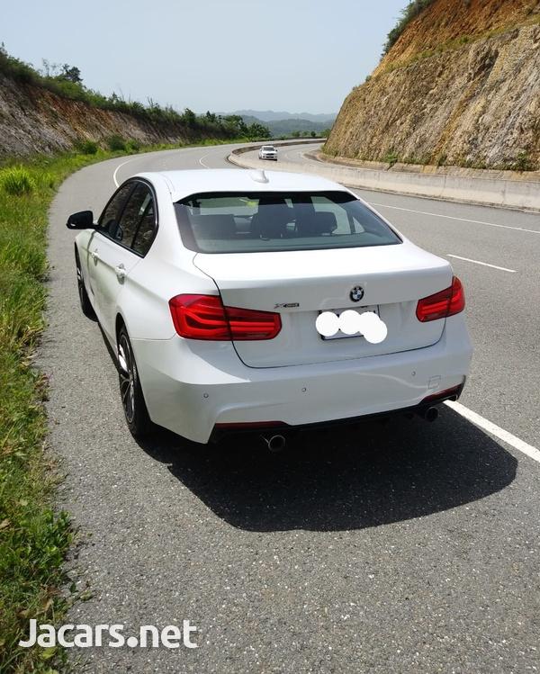 BMW 3-Series 2,0L 2017-2