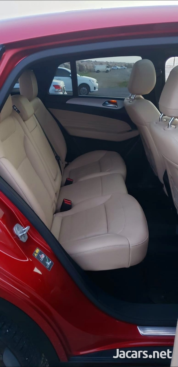 Mercedes-Benz GLE-Class 3,0L 2016-8
