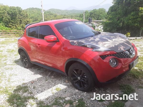 Nissan Juke 1,6L 2015-1
