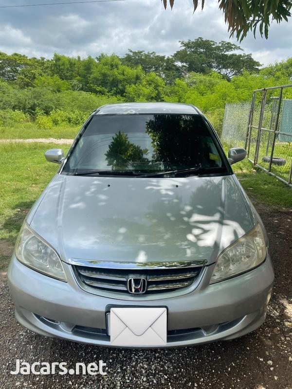 Honda Civic 1,7L 2004-2