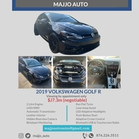 Volkswagen Golf 2,0L 2019