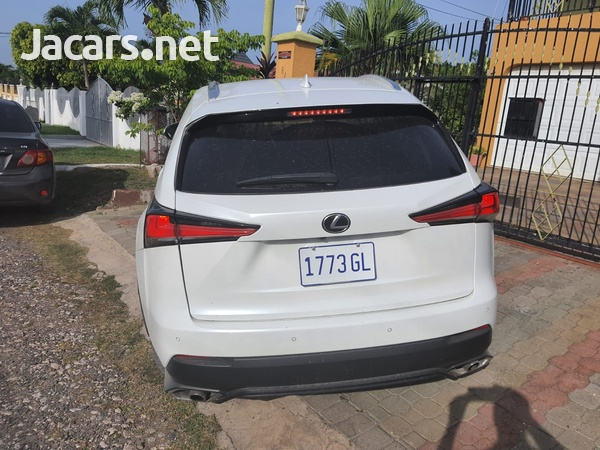 Lexus NX 2,0L 2018-5