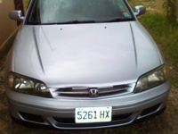 Honda Accord Electric 2002