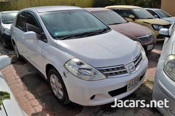 Nissan Tiida 1,3L 2010-1