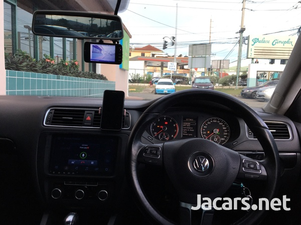 Volkswagen Jetta 1,4L 2012-6