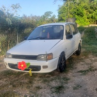 Toyota Starlet 1,5L 1992