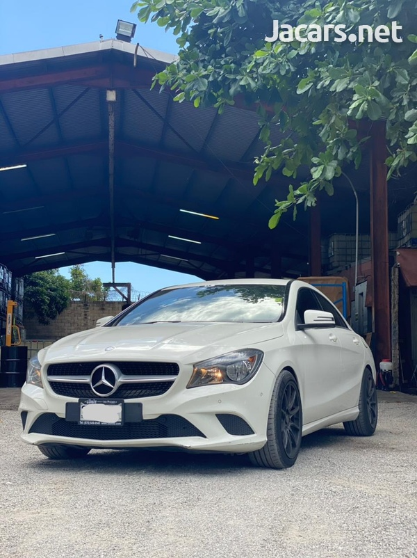 Mercedes-Benz CLA-Class 1,6L 2016-6