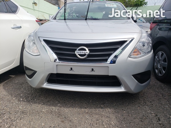 Nissan Latio 1,5L 2016-1
