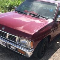 Nissan Pickup 2,0L 1992