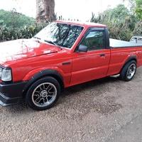 Mazda Pickup 1,8L 1989