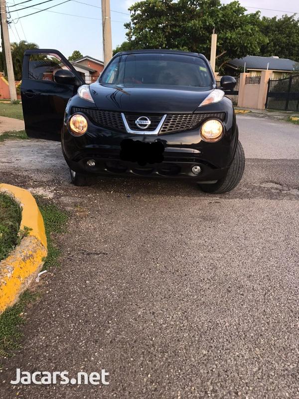 Nissan Juke 1,5L 2011-2