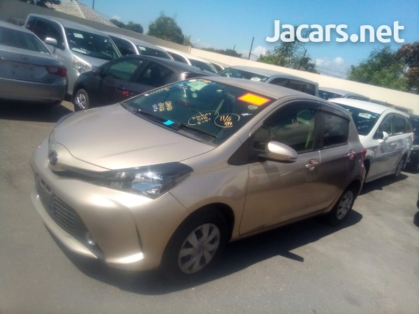 Toyota Vitz 1,3L 2014-2