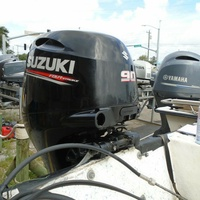 Suzuki 225HP/250HP/300HP/200HP/90HP Outboard 2-Stroke 4-Stroke Engines