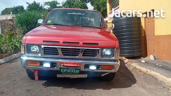 Nissan Pickup 2,4L 1993-1