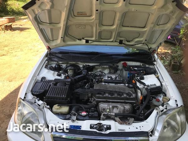 Honda Civic 1,6L 1997-1